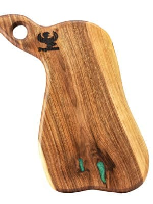 Fundulet din lemn de nuc M