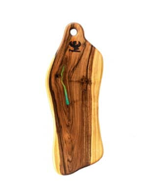 Fundulet din lemn de nuc M+